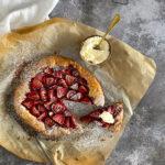 Strawberry Shortcake Galette